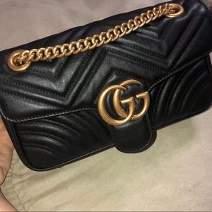 Gucci Marmont Bag 💕 Read Last Pic!